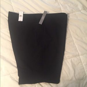Women's Loft black dress pants